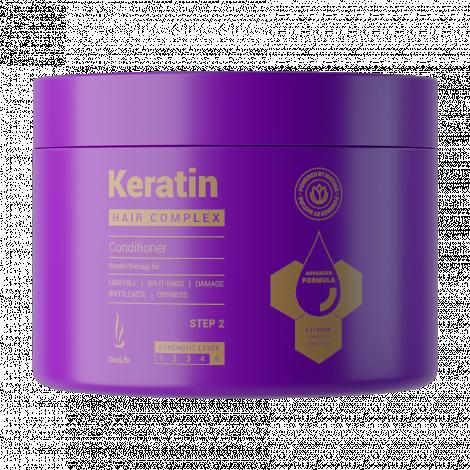 conditioner duolife keratin hair complex advanced formula